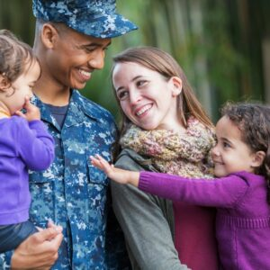 The Veterans Administration greatly helps Veterans for the rest of their lives